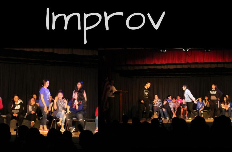Improvisation class