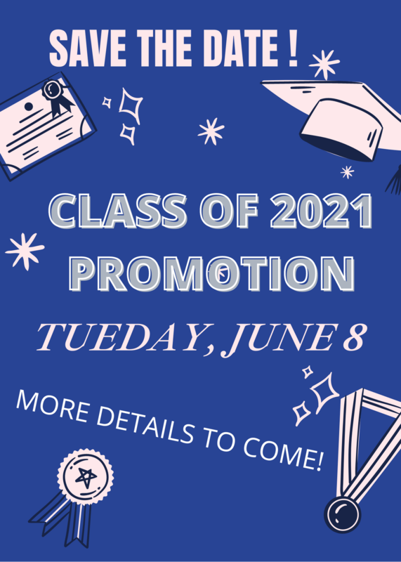 WMMS CLASS OF 2021 PROMOTION Featured Photo