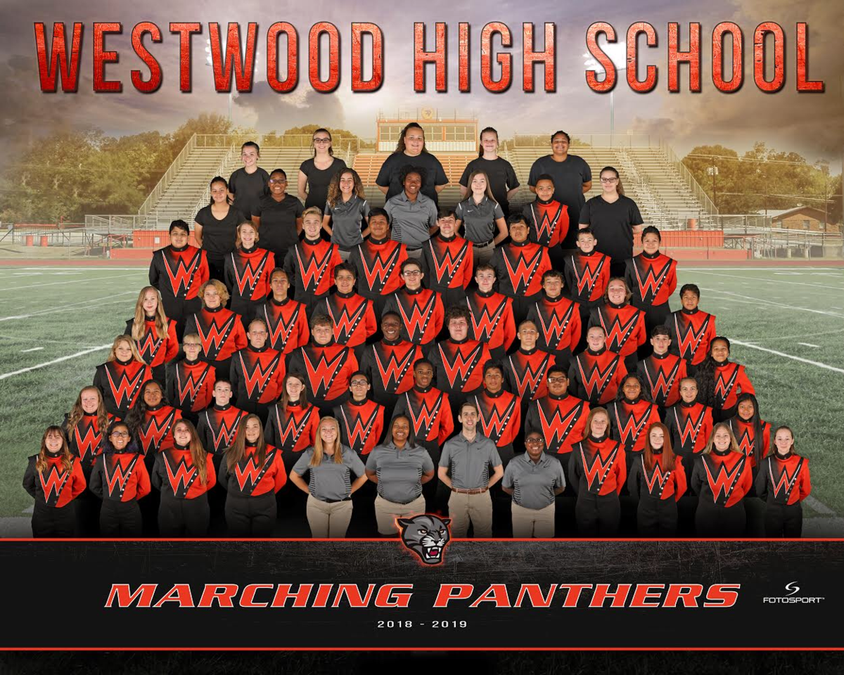 WHS Panther Band 2018-2019