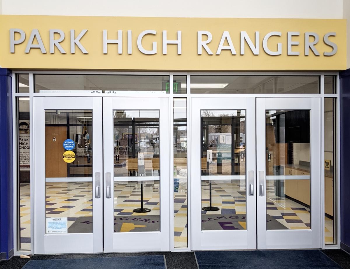Park High Entry