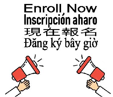 2019-2020 New Enrollment ! Thumbnail Image