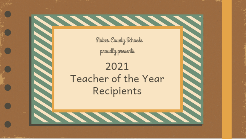 Teacher of the Year / Principal of the Year