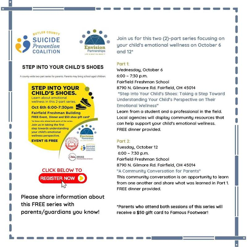 FCSD to Host 2-Part Mental Health Series October 6 & 12 Featured Photo