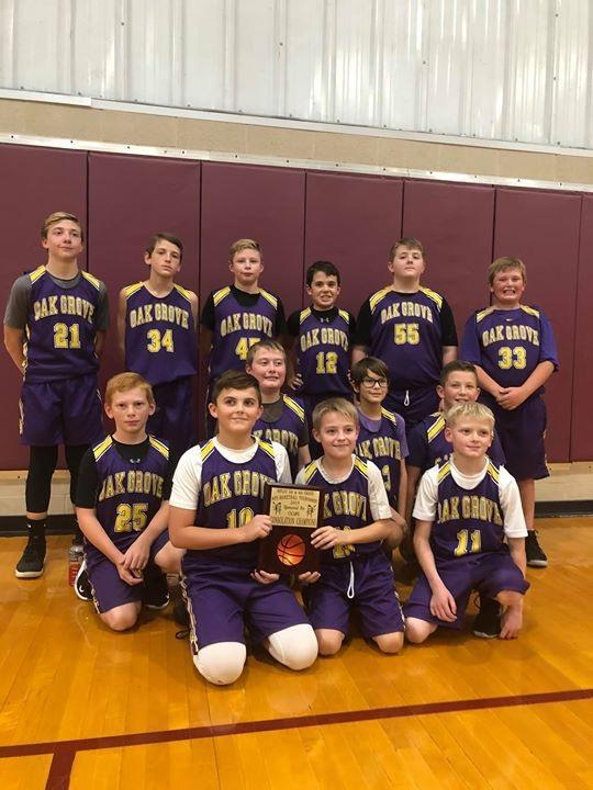 OGS 5/6 Boys and Girls both Take Consolation Champs at Ripley Tournament! Featured Photo