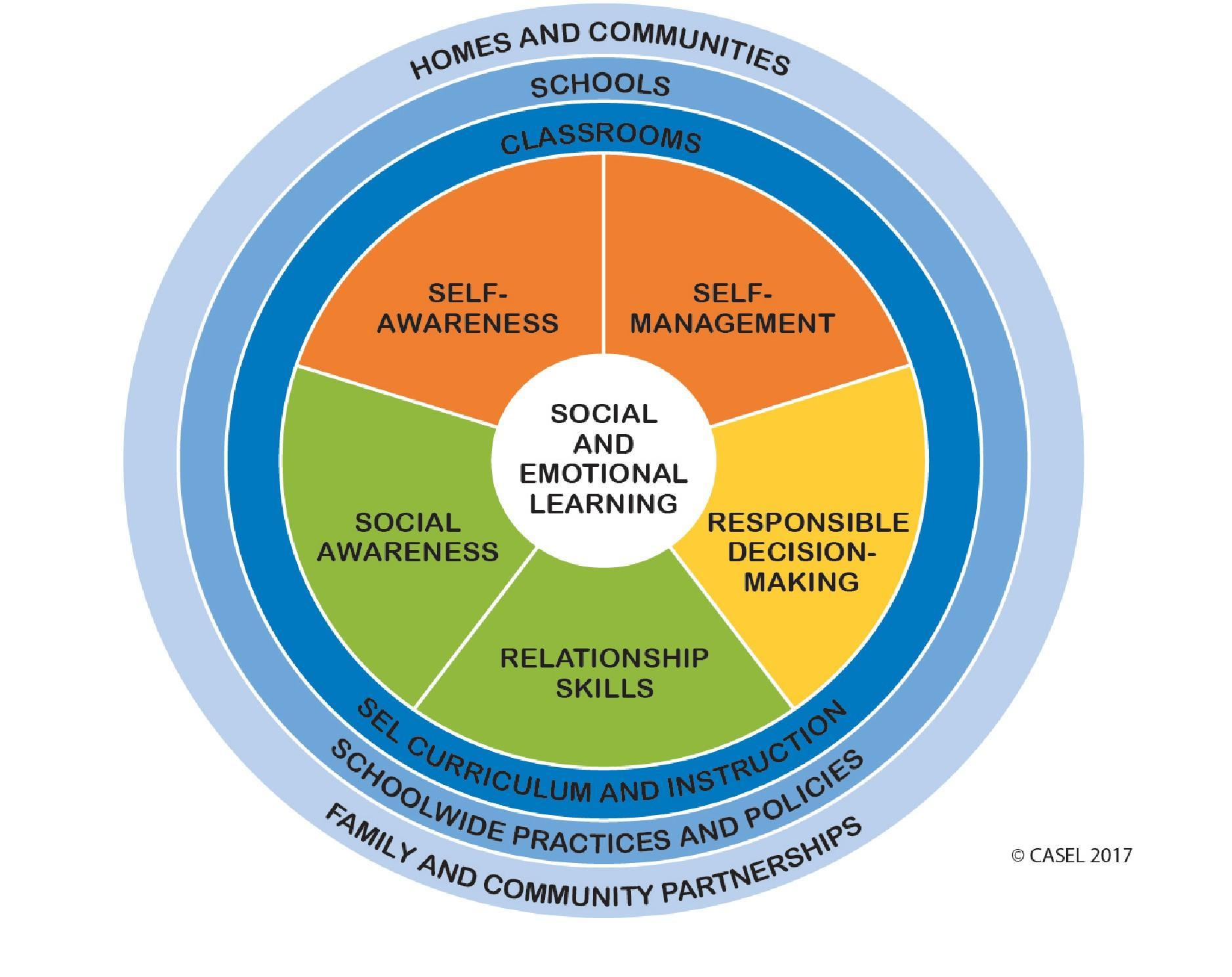 CASEL five competencies
