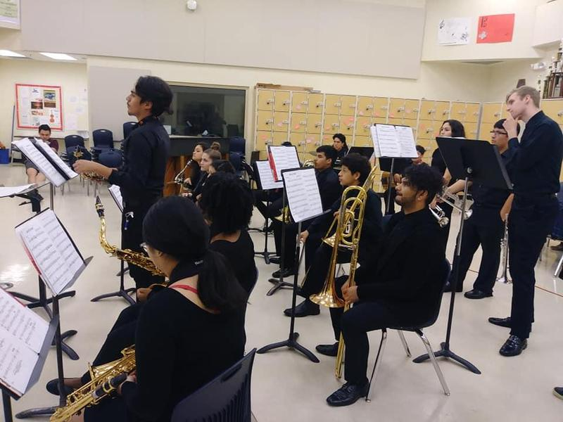 Mustang Jazz Band Earns Superior Rating at Jazz Fest Thumbnail Image