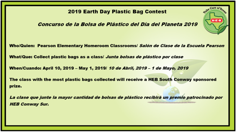 Our Annual Plastic Bag Collection Competition Is Underway! Featured Photo