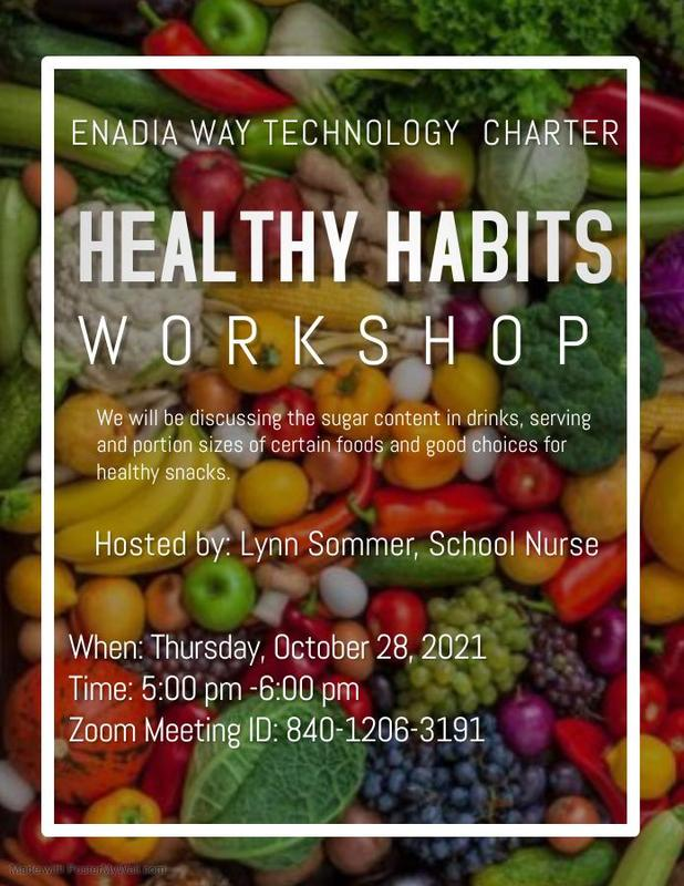 Healthy Habits Workshop Featured Photo