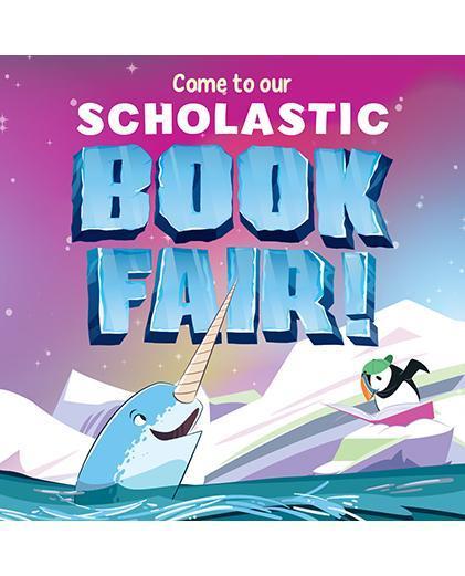 Book Fair Dec. 10-13 Thumbnail Image