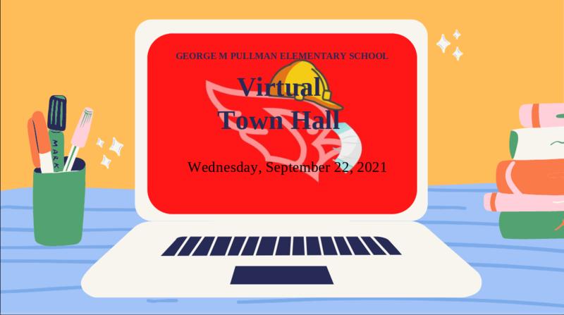 Virtual Town Hall 9/22/21