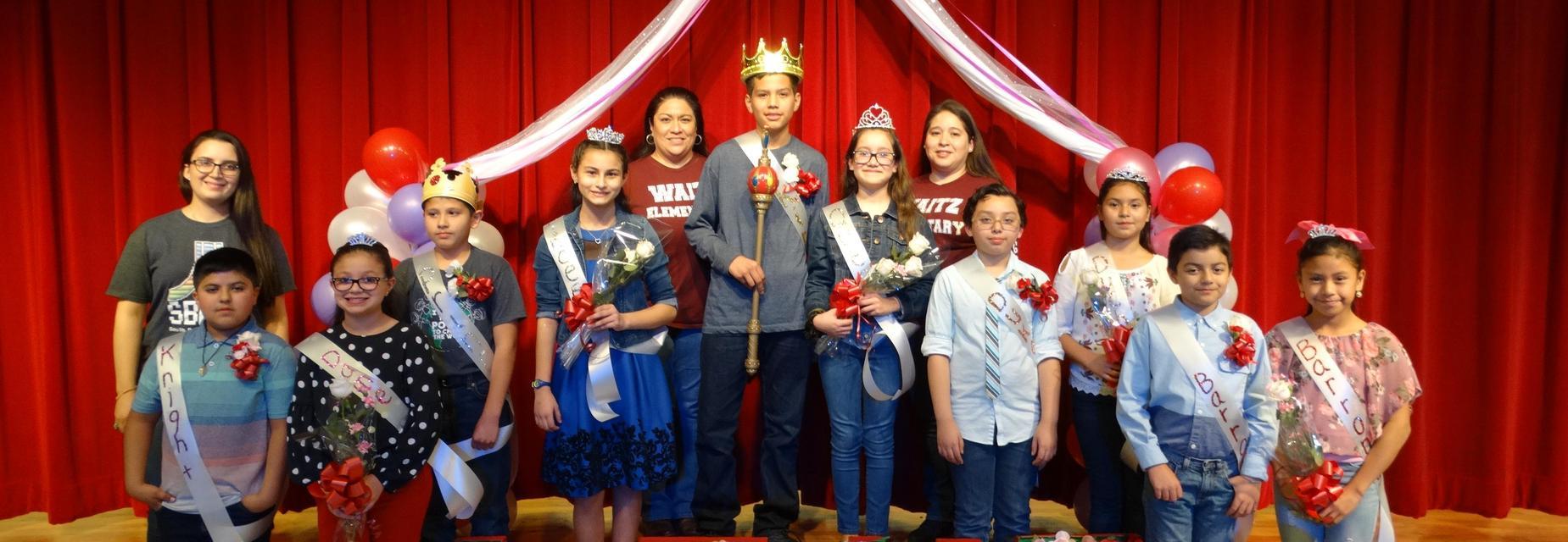 5th grade Royal Court