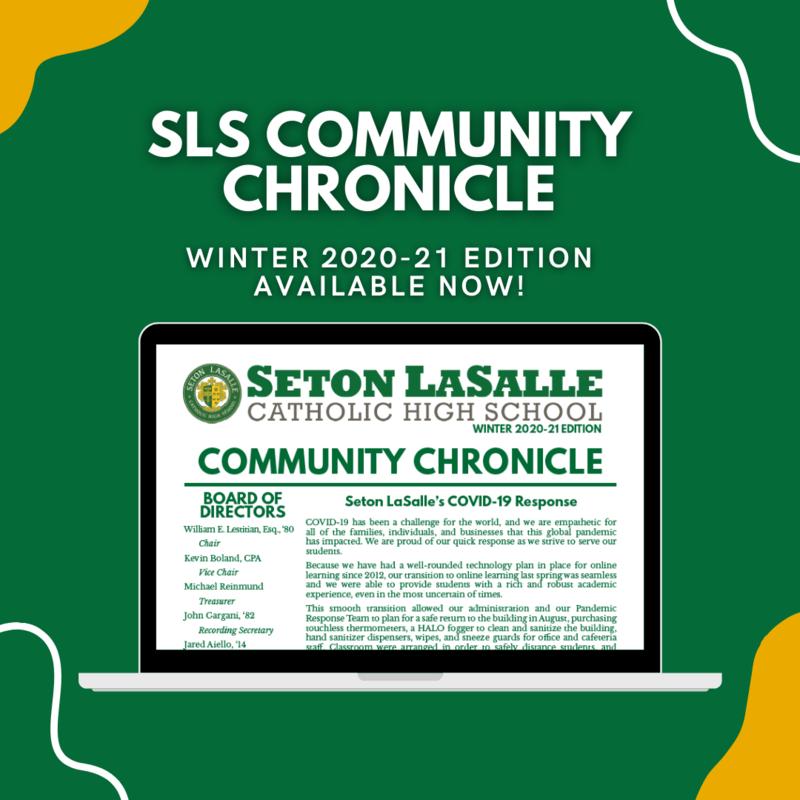 Winter 2020-21 Community Chronicle thumbnail