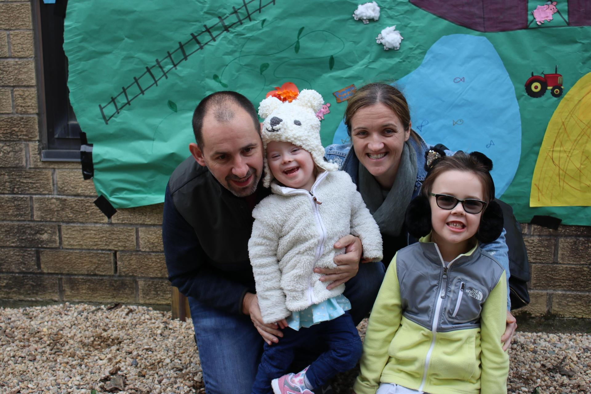 Family photo from Medford