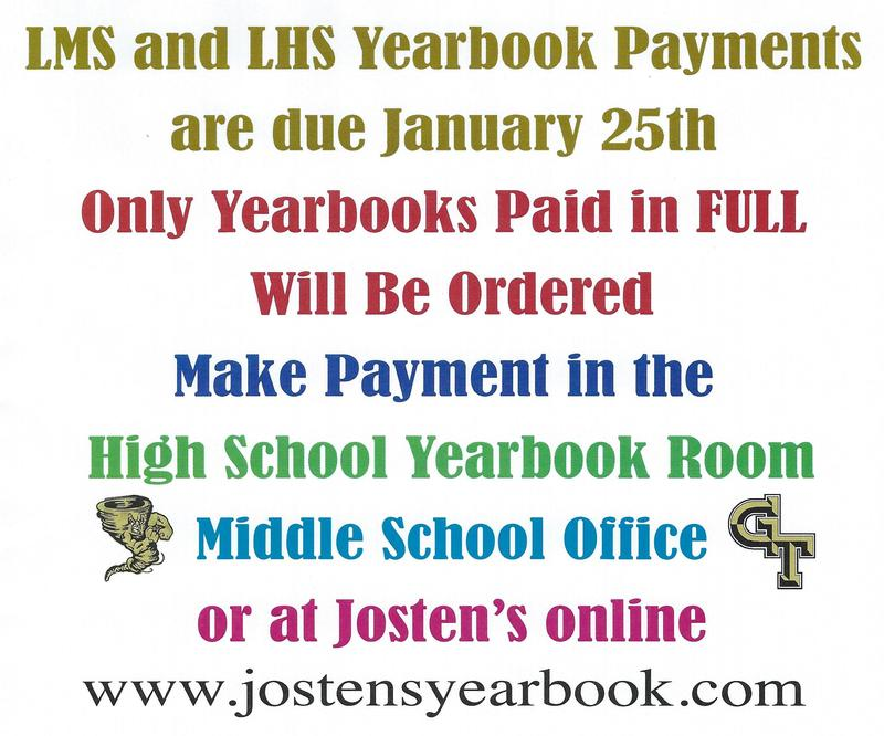 Tornado Yearbook Payments Thumbnail Image