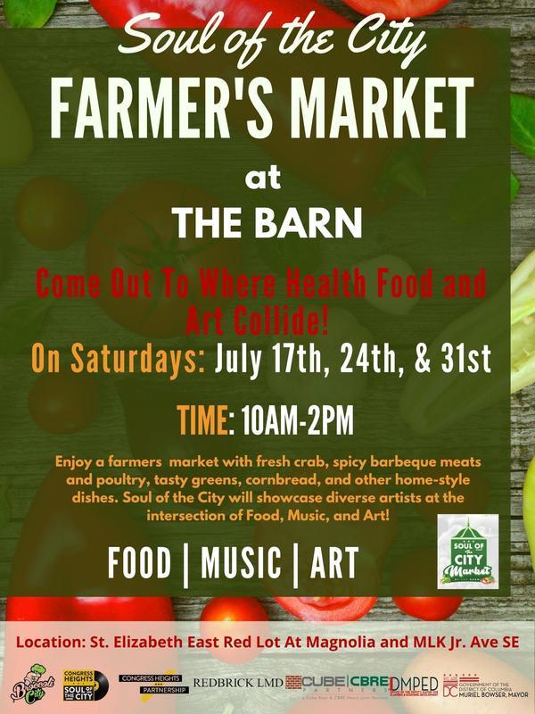 Farmer's Market July 31st! Featured Photo
