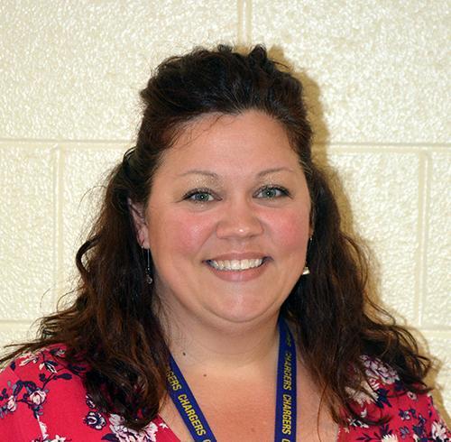 Tracy Stafford, 6th Grade Math