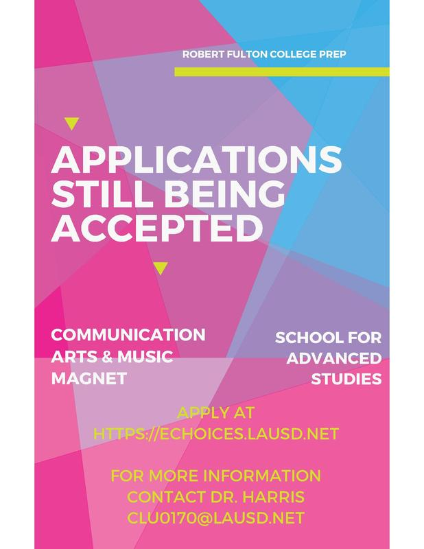 Apply to the Magnet Program Today / Aplique hoy al programa Magnet Featured Photo