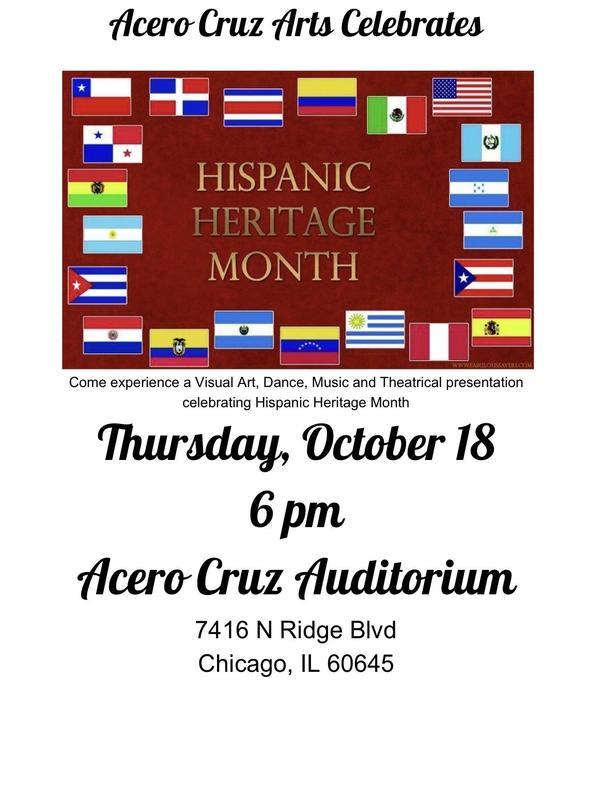 Hispanic Heritage Month Celebration Featured Photo