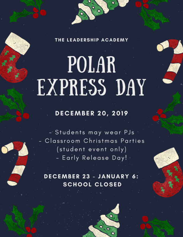 Polar Express Day Featured Photo