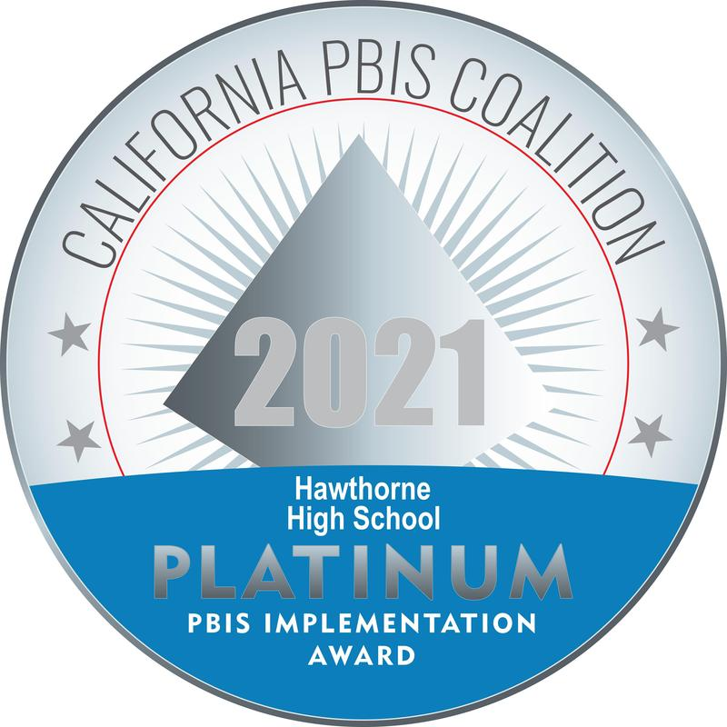 2021 PBIS State Recognition