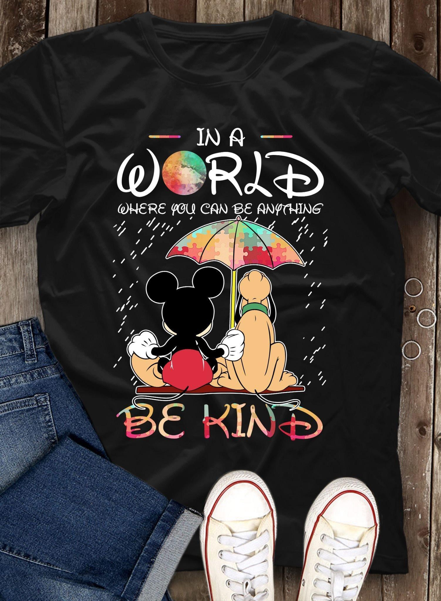 A pic of t shirt with inspirational message