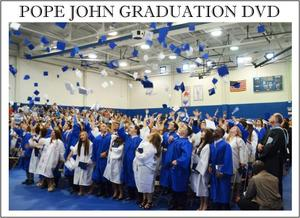 Pope John Graduation DVD 2019