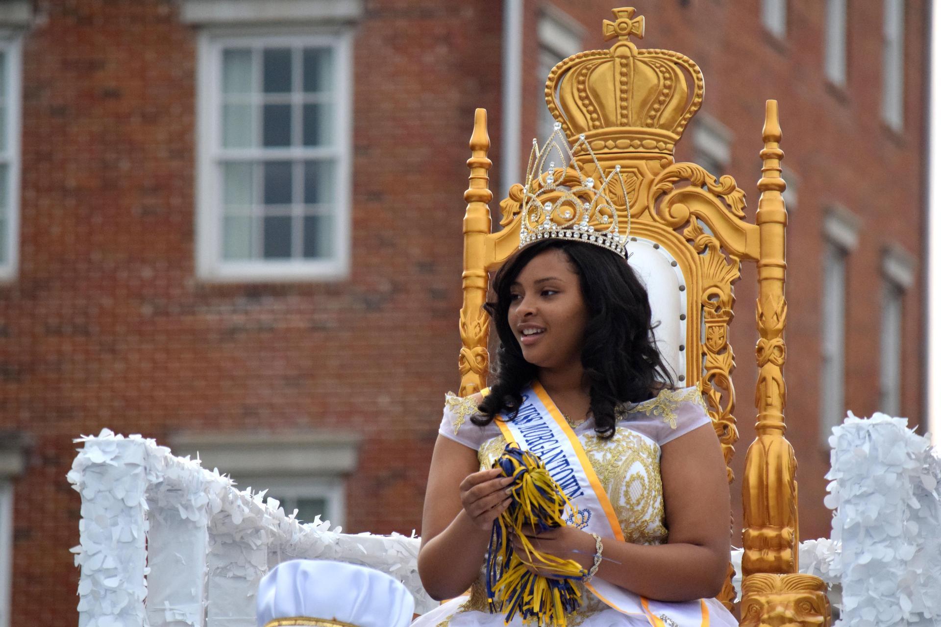 Miss Morgantown 2019-2020