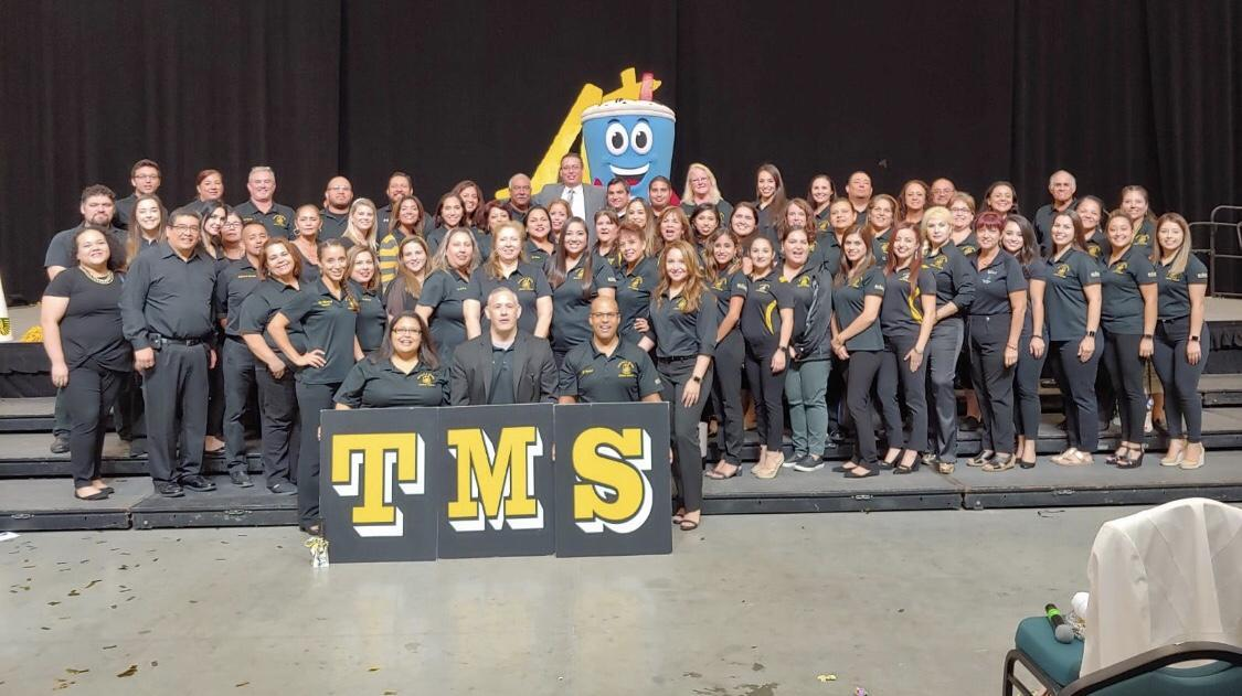 Travis Middle School Staff