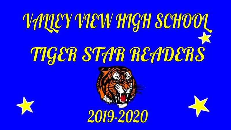 Valley View High School 2019-2020 Super Star and Star Readers Thumbnail Image