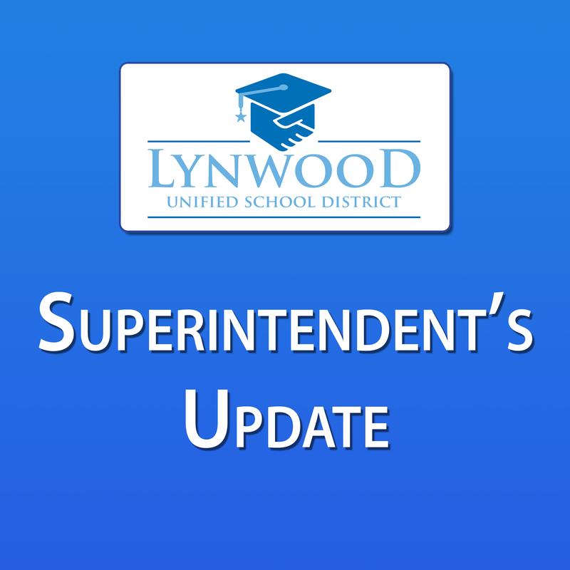 Superintendent's Community Update 02.24.21 Featured Photo