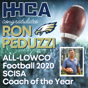 Coach Ron Peduzzi