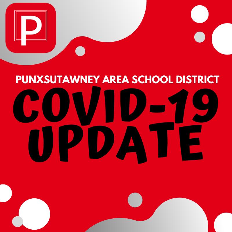 October 21, 2021 (PAHS) Notice Regarding Potential Transmission of Coronavirus Disease 2019 (COVID-19) Featured Photo