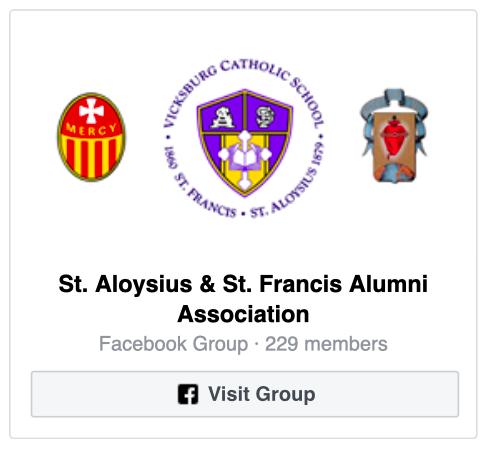 Alumni Association Facebook Group