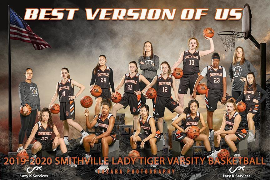 Lady Tiger Basketball