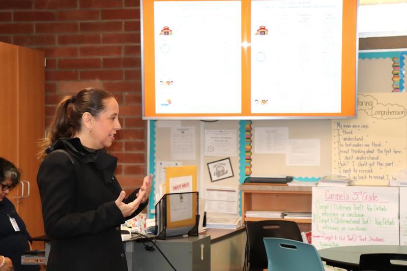 Carmela Elementary Hosts Coffee With the Principal Event Featured Photo