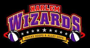 Harlem Wizards Logo