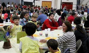 The Thankful Hearts Feast