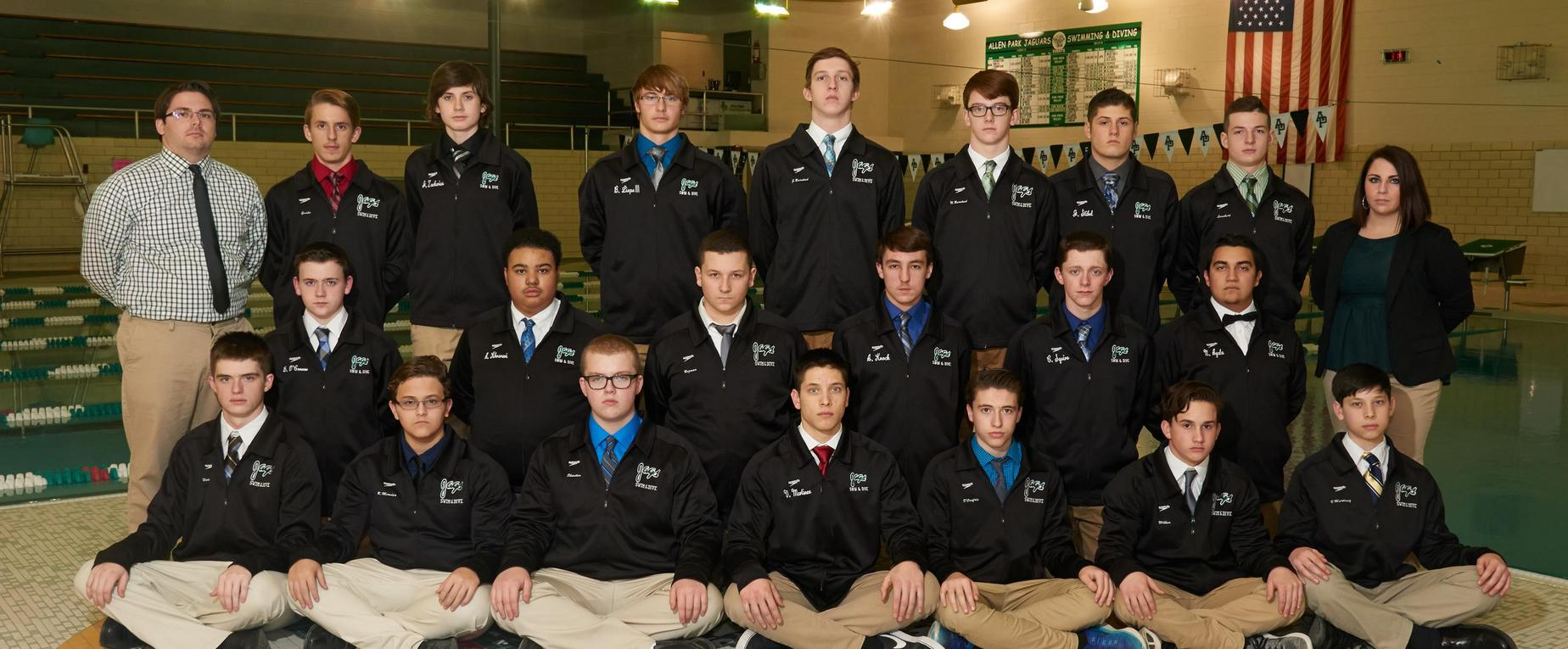 HS Boys Swimming