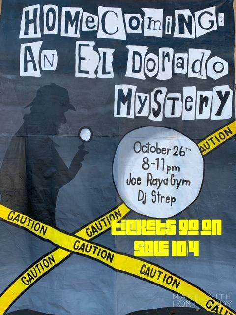 Homecoming: An El Dorado Mystery Thumbnail Image
