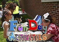 Fun Day by Christopher Busone and Alex Haley