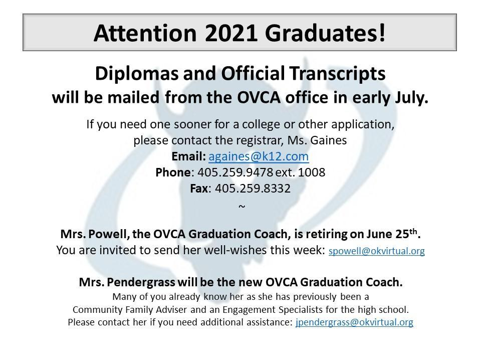 graphic - diploma information
