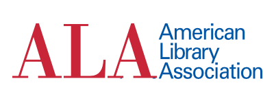 image of American Library Association logo and link