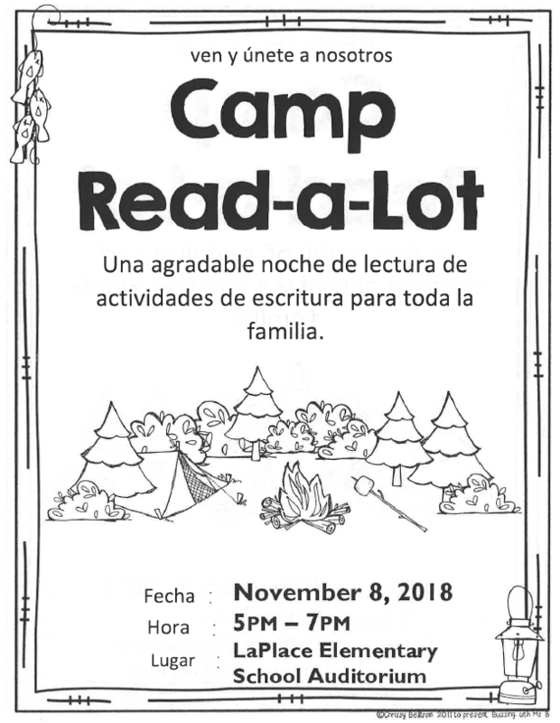 Camp Read-a-Lot