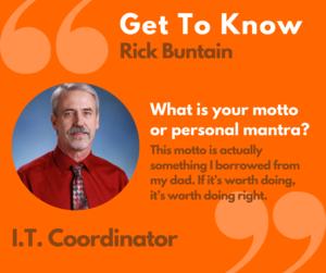 Rick Buntain
