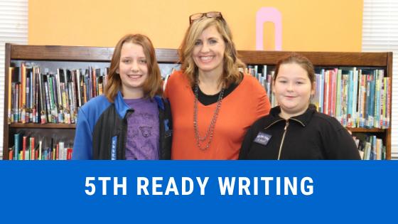 5th grade ready writing