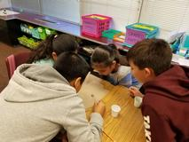 Soapy Penny Experiment-Mrs. Murrell's Class