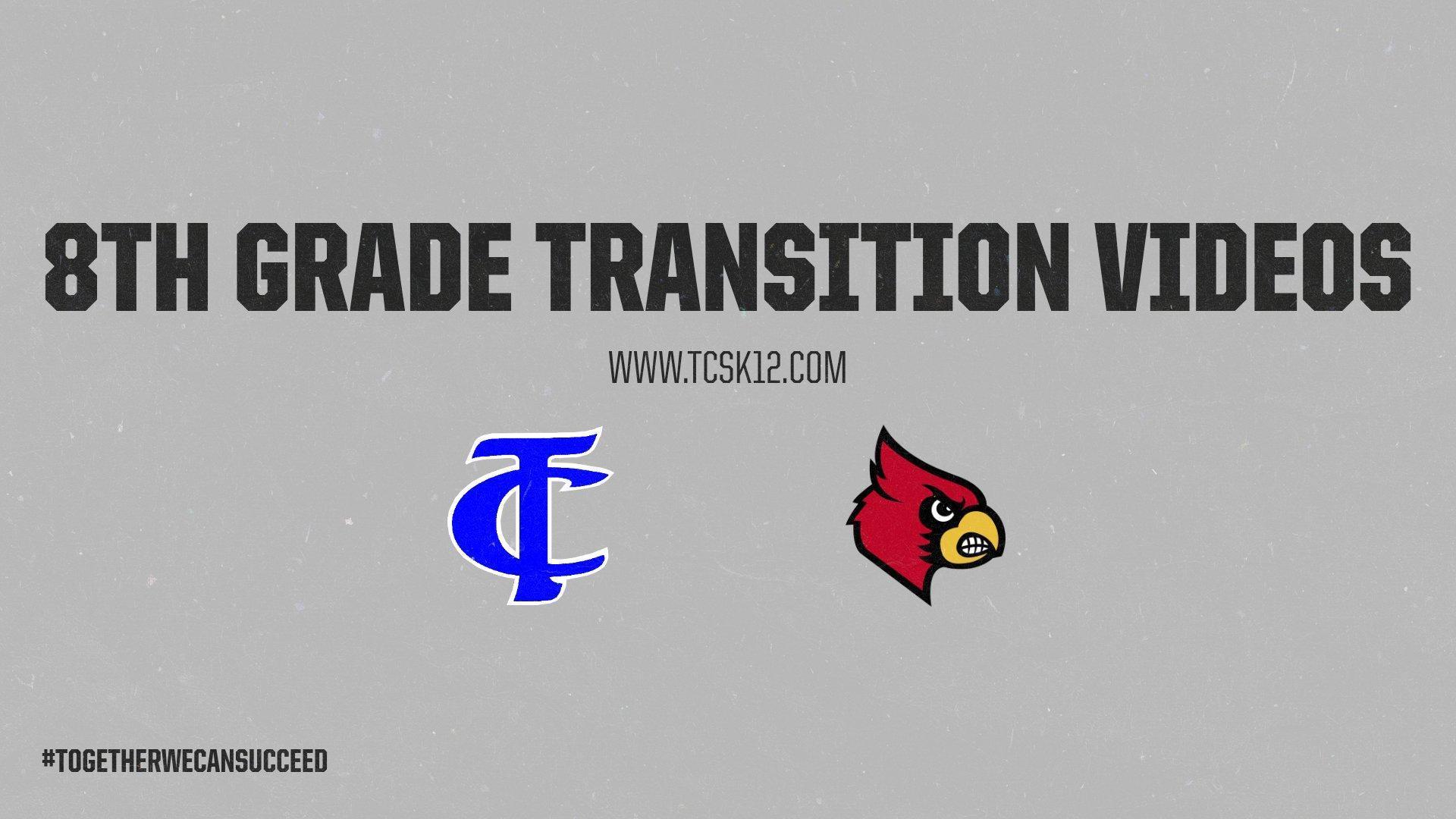 8th Grade Transition Video
