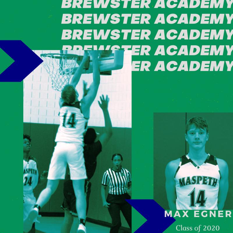 Max Egner Brewster Academy