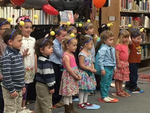 Franklin Regional Senior High School's PlaySchool program.