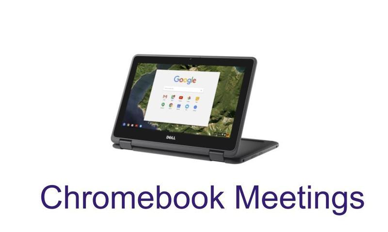Northeast Middle School Chromebook Meetings Featured Photo